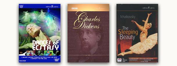 BBC/Opus Arte DVD's