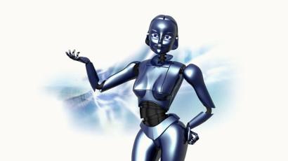 OMRON Robot 'Selecta'