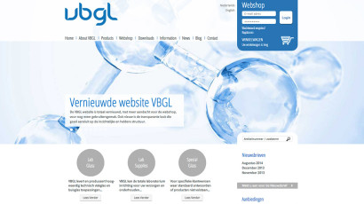 VBGL Corporate Website